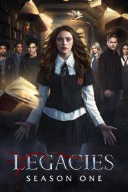 Legados: Temporada 1
