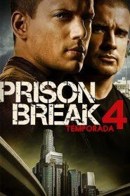 Prison Break: Em Busca da Verdade: Temporada 4