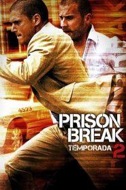 Prison Break: Em Busca da Verdade: Temporada 2